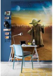 Fototapete Star Wars Master Yoda ca. 184 x 254 cm