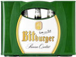 real Bitburger Pils, Alkoholfrei oder Premium Kellerbier 20 x 0,5/24 x 0,33 Liter, jeder Kasten - bis 04.07.2020