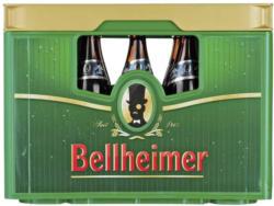Bellheimer Silberpils oder Export 20 x 0,5/24 x 0,33 Liter, jeder Kasten