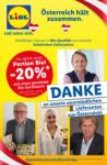 Lidl Österreich Flugblatt - bis 29.04.2020