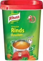 Bouillon de bœuf Knorr