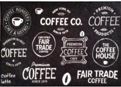 Küchenläufer COFFEE