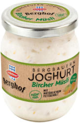 Schärdinger Berghof Bircher Müsli Joghurt