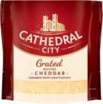 BILLA Cathedral City Cheddar Gerieben