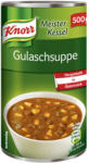 Nah&Frisch Knorr Meister Kessel Dosensuppen - bis 22.09.2020