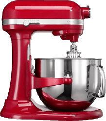 6.9l Küchenmaschine Artisan 5KSM7580XEER Empire Rot