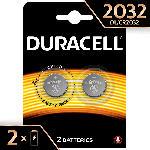 Saturn Specialty 2032 Lithium Knopfbatterie, 2er Pack (DL2032/CR2032)