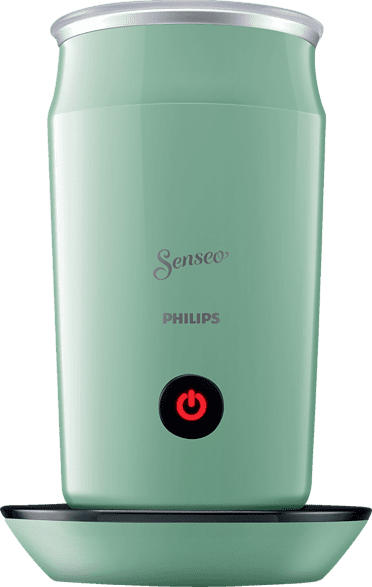 PHILIPS SENSEO® CA6500/10 Milchaufschäumer, Grün, 500 Watt, 0.12 l