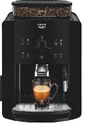 Kaffeevollautomat Arabica EA 8110 in Schwarz