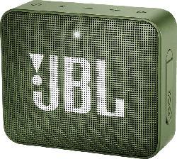 Bluetooth Lautsprecher Go 2, green