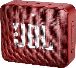 Bluetooth Lautsprecher Go 2, red