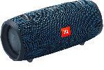 Saturn Bluetooth Lautsprecher XTREME 2, IPX7 spritzwassergeschützt, blau