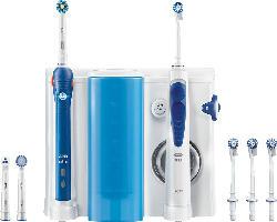 Mundpflegecenter Pro 2 Health Center OxyJet, weiß/dunkelblau