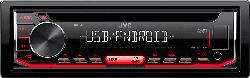 Autoradio KD-T402 Schwarz