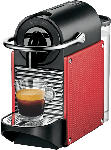 Media Markt Nespresso Kaffeemaschine Pixie EN 124 R Electric Carmine Red