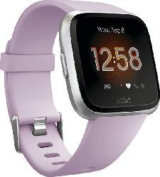 Smartwatch Versa Lite Gr. S & L, lilac/silber