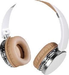 Bluetooth Kopfhörer Neos Air, On Ear, weiß