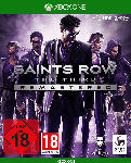 Saturn Saints Row The Third Remastered