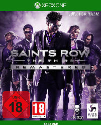 Saints Row The Third Remastered [Xbox One]