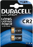 Saturn Specialty Ultra Lithium CR2 Fotobatterie, 2er Pack (DLCR2/CR15H270)