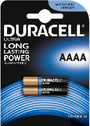 Specialty Alkaline AAAA Batterie, 2er Pack (MX2500/LR8D425)