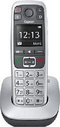 Schnurlostelefon E560, silber (S30852-H2708-C101)