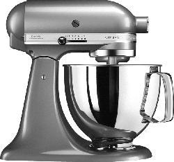 4.8l Küchenmaschine Artisan 5KSM 125ECU Kontur-Silber
