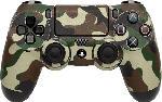 MediaMarkt Skin Camo Green für PS4 Dualshock Controler