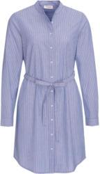 Damen Hemdblusenkleid mit Längsstreifen (Nur online)
