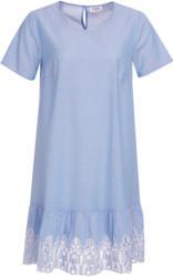 Damen Kleid mit Spitze (Nur online)