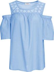 Damen Bluse mit Cold-Shoulder
