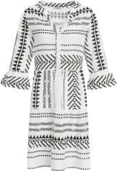 Damen Kleid mit Azteken-Print