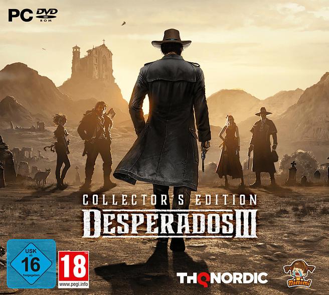 Desperados 3 - Collectors Edition [PC]