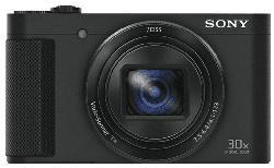 DSC-HX90 Digitalkamera, OLED Sucher, ZEISS Objektiv, WiFi