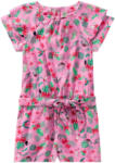Ernsting's family Mädchen Jumpsuit mit Tropical-Allover