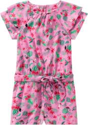 Mädchen Jumpsuit mit Tropical-Print (Nur online)