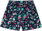 Ernsting's family Mädchen Shorts mit Tropical-Allover