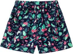 Mädchen Shorts mit Tropical-Allover