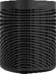 Saturn Streaming Lautsprecher Sonos One (Gen. 2) Smart Speaker mit Sprachsteuerung, schwarz