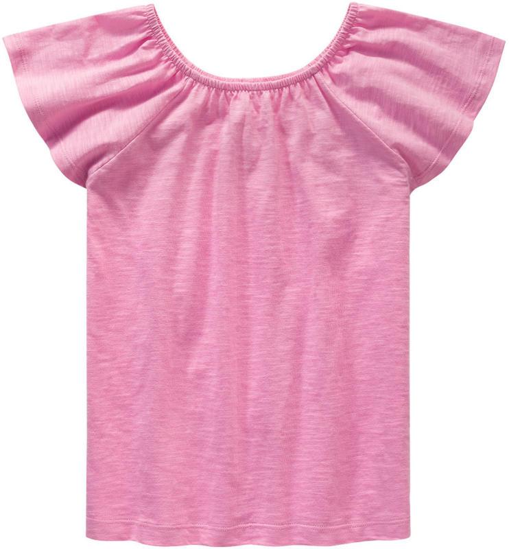 Mädchen T-Shirt mit Flügelärmeln (Nur online)