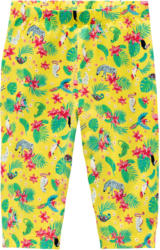 Baby Capri-Leggings mit Allover-Print