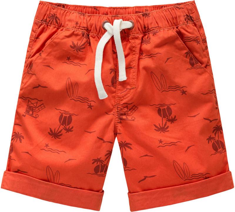 Baby Shorts im Allover-Dessin (Nur online)