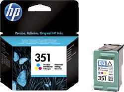 Tintenpatrone Nr. 351, farbig (C337EE)