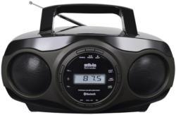 Silva Schneider Radio - MPC 17.7, Bluetooth, schwarz/grau
