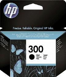 Tintenpatrone Nr. 300, schwarz (CC640EE)