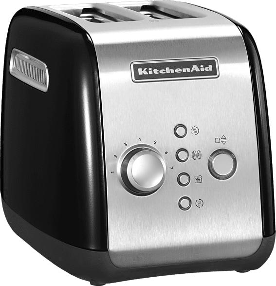 Toaster 5 KMT 221 EOB Onyx Schwarz