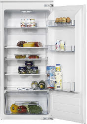 AMICA EVKS 16185  Kühlschrank (A++, 101 kWh/Jahr, 1210 mm hoch, Weiß)