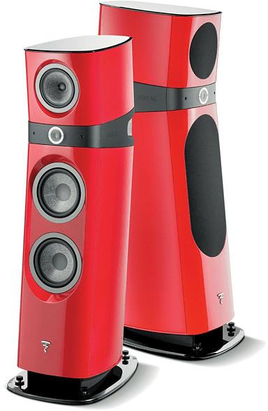 Stand Lautsprecher Sopra No.3 Imperial Red (Stück)