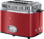 MediaMarkt 2-Schlitz-Toaster Retro Ribbon Red 21680-56