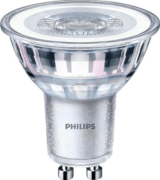 PHILIPS 56260400 LED Leuchtmittel GU10 Warmweiß 3.1 Watt 215 Lumen